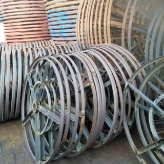 線纜軸盤材料